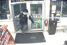 Armed Robbery - Circle K Service Station