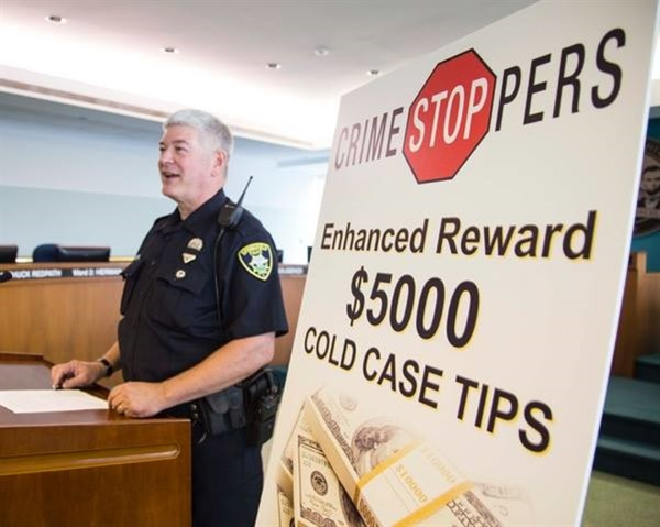 Cold Case Reward Program EXTENDED