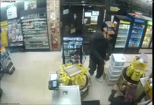 Armed Robbery at Dollar General in Springfield
