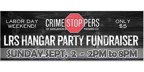 Crime Stoppers 3rd Annual Take Flight in the Fight Against Crime