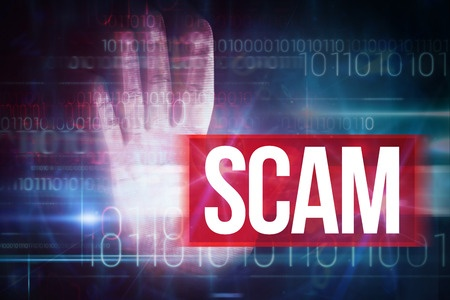 Warning about ongoing scams